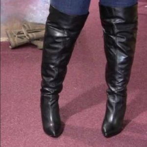 Ros Hommerson Shoes - Ros Hommerson Sherlock Wide Calf Boot